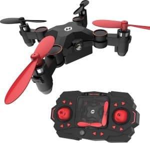 Holy Stone HS190 Foldable Mini Nano RC Drone for Kids Gift Portable Pocket Quadcopter